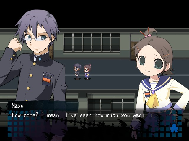 Corpse Party Anyone Who Takes Stuff Posted On The Net And